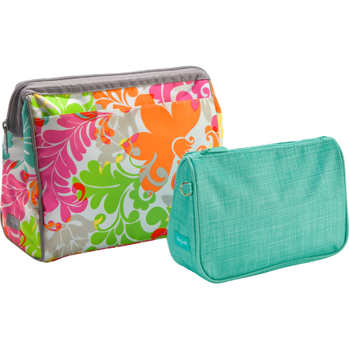 Thirty-One Cosmetic Bag Set